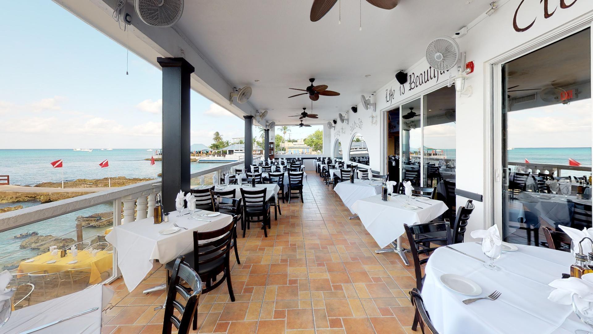 Casanova Waterfront Italian Restaurant